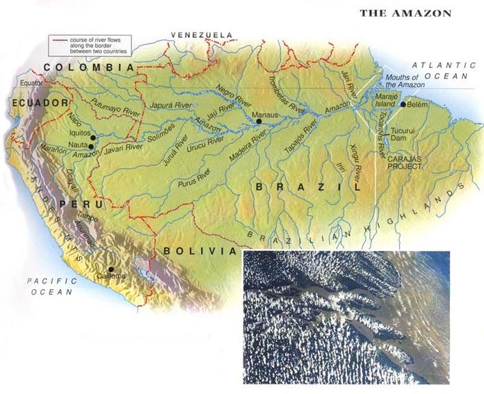 جديده كيلو نهر الامازون نهر الامازون
